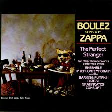 Frank Zappa - The Perfect Stranger