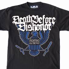 death before dishonor shirt
