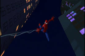 spider man the new animated series