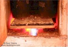 horno gas