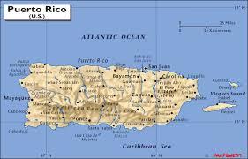 puerto rico atlas