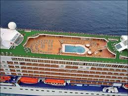 luxury cruise ships
