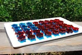 fourth of july jello