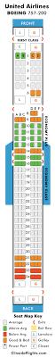boeing 757 200 seat plan