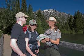 national park rangers
