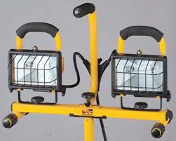halogen worklight