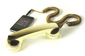 handset iphone