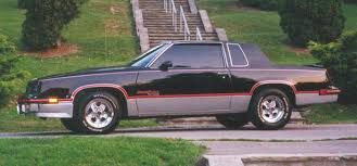 85 olds 442