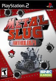metal slug anthologies
