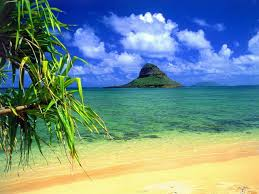 Hawaii, a famous holiday