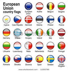 flag of european countries