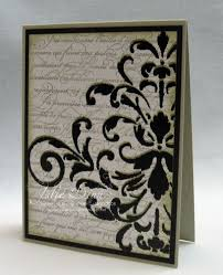 decorative wall stencil