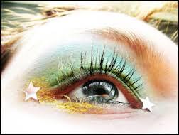 dramatic eye makeup ideas