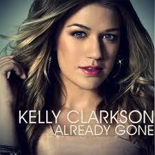 kelly clarkson already gone