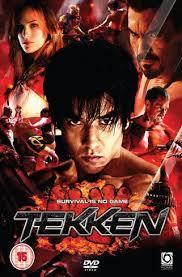 فيلم Tekken