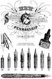 antique ink bottle