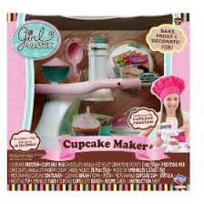girl gourmet cup cake maker