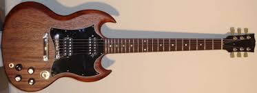 gibson sg standard faded