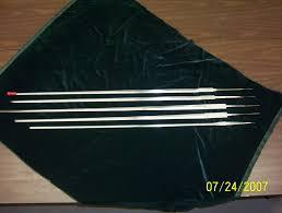 rapier blade