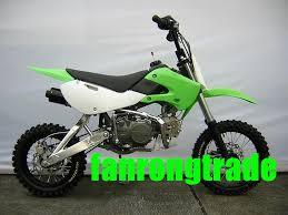 dirt bikes 110