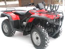 honda rancher 350 es