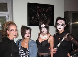 black metal girls