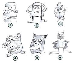 how to draw funny cartoons