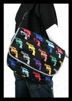 andy warhol messenger bag
