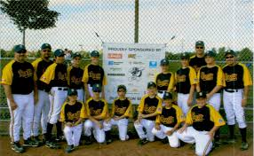 kids baseball teams