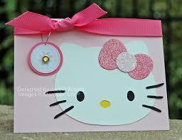hello kitty happy birthday cards