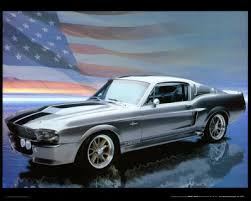 mustang 500 gt shelby