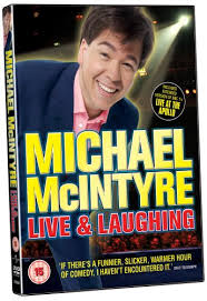 michael mcintyre live and laughing dvd