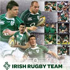 ireland rugby team 2009