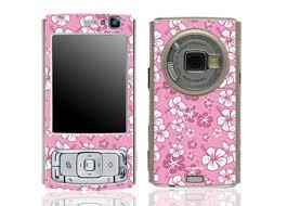 pink nokia n95