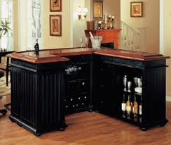 antique home bar