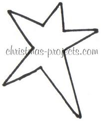 christmas star patterns