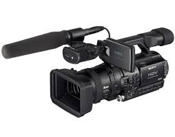 sony video camera high definition