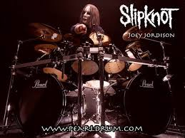 joey jordison drums