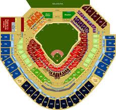 baseball stadium chairs