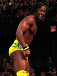 kofi kingston wrestling