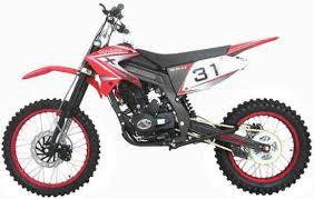 giovanni 250 dirt bike