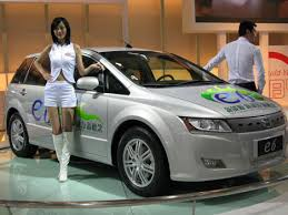 chinese electric vehicles