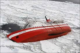 antarctic ship