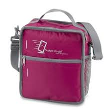 pink lunch bags