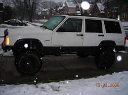 lifted jeep cherokee for sale
