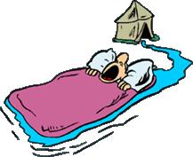 cartoon sleeping bags
