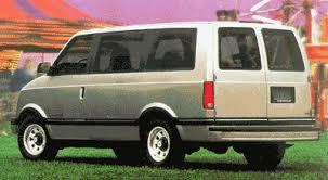 1994 chevy astro