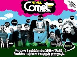 comet awards