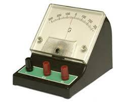analogue ammeter