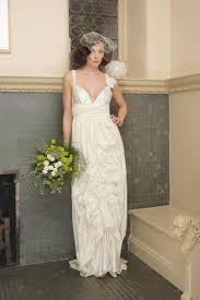 eco wedding gown